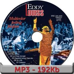 """Multicolor Feeling Fanfare """"LIVE""""  album MP3 en téléchargement"""